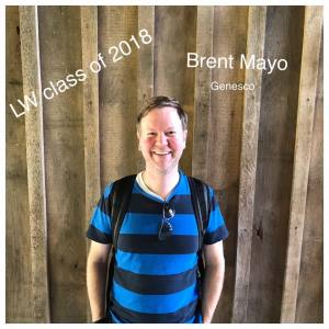 Brent Mayo   Genesco