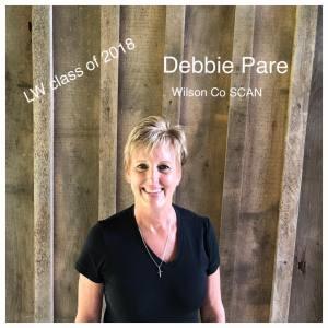 Debbie Pare   Wilson County SCAN