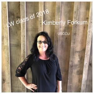 Kimbery Forkum   USCCU