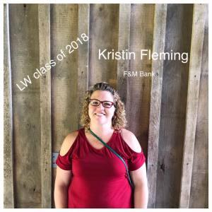 Kristin Fleming   F&M Bank