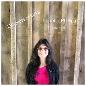 Lanette Phillips   State of Tennessee